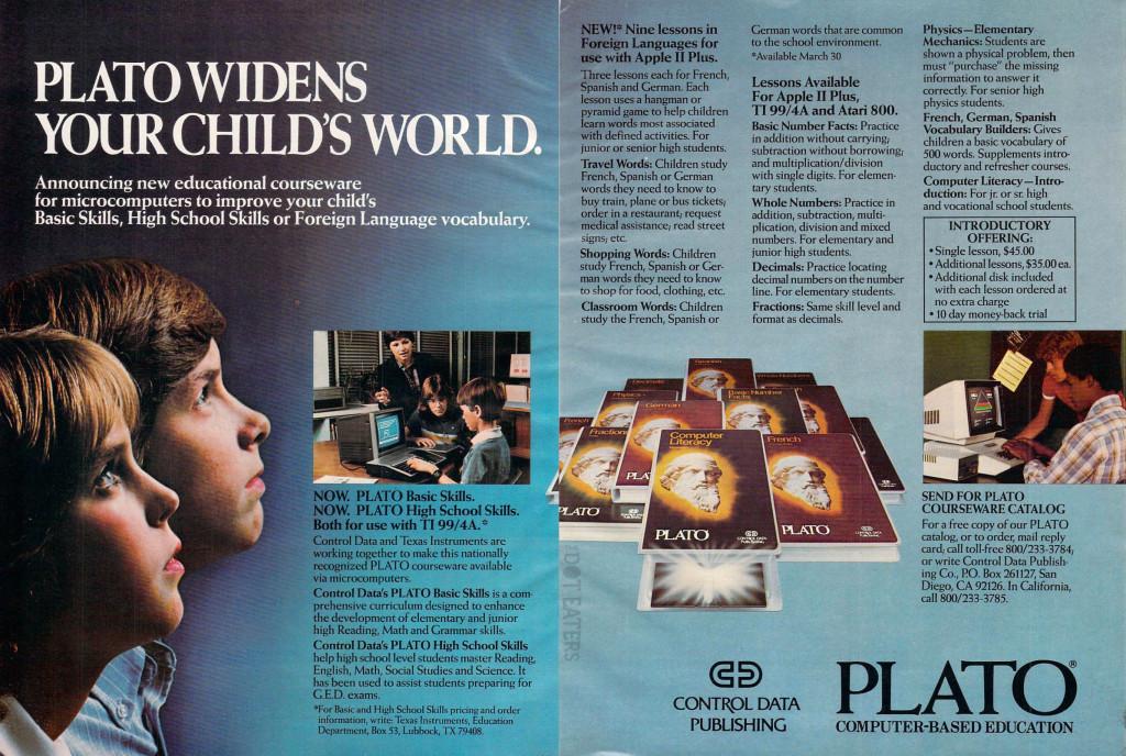 ads of PLATO