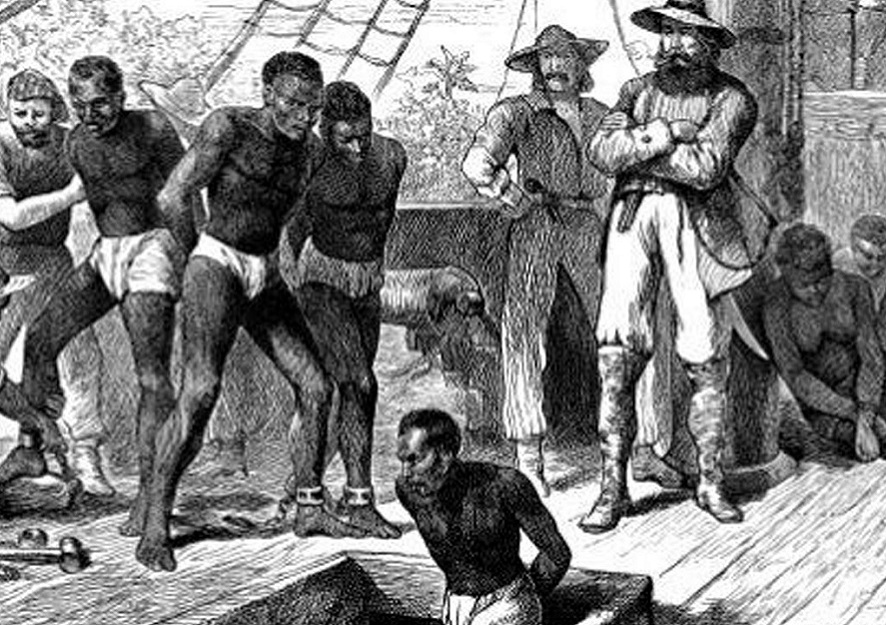 Black slaves in Canada